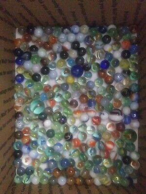 Ad 10 Pounds Marbles Modern And Vintage Jabo Cateyes Misc In 2020 Yellow Marble Marble Glass Marbles