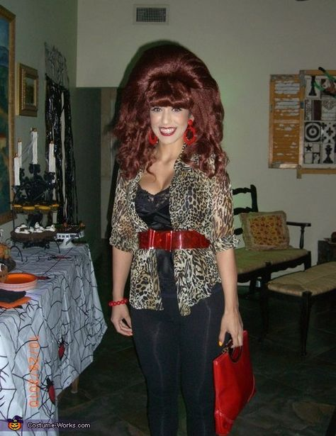 I so want to be Peggy Bundy ! Peg Bundy - Halloween Costume Contest via