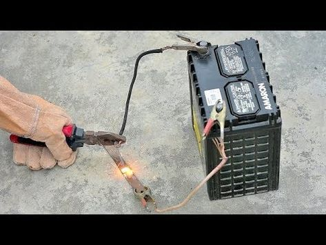 When You Are Living Out There Off Grid Money Is Usually A Luxury That Is Why We Tend To Try Make Our Own Cheaper In 2020 Diy Welding Welding Projects Welding Machine