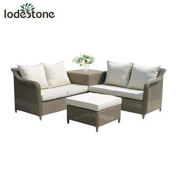 Used Garden Sofa Set