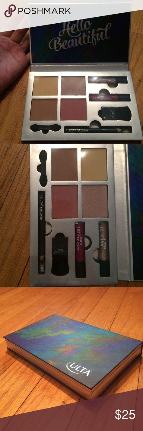 ULTA Beauty Setting Powder, Blending Sponge 3-Pack & 10