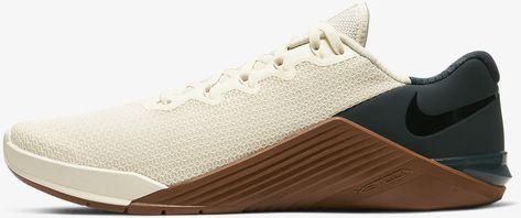 CrossFit Nike Metcon 5 CrossFit Training Shoe Pale Ivory