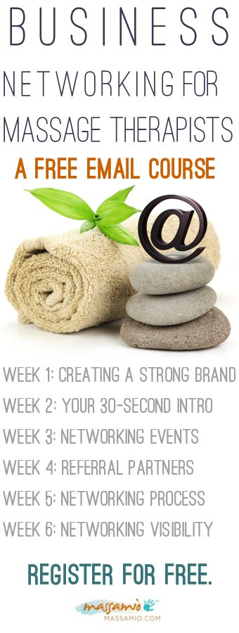Best Massage Business Marketing Images On Pinterest - Massage therapy business plan template
