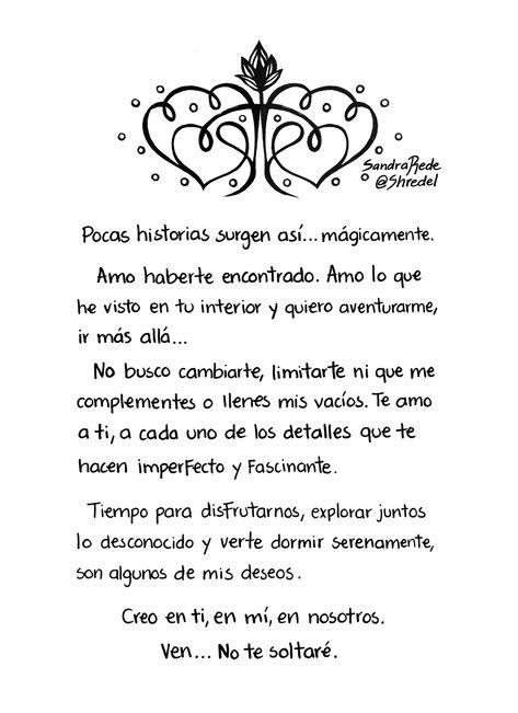 Cartas que no enviaré #6 / Sandra Rede 2018 / www.sandrarede.com / Facebook / Instagram / Pinterest