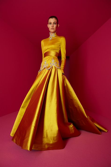 Alexis Mabille Fall 2020 Couture Fashion Show
