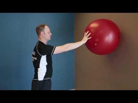 Programme d'exercices : Tendinite à l'épaule - coiffe des ...