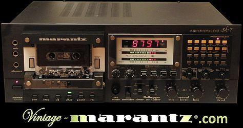 Marantz 5220, Marantz 4430 & Marantz 2440