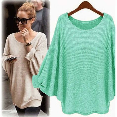 Womens pullover long sleeve sweater | Fashion, Style, Clothes