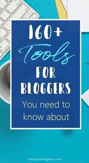 160 Of The Best Tools For Bloggers Explode Conquer Your Blog