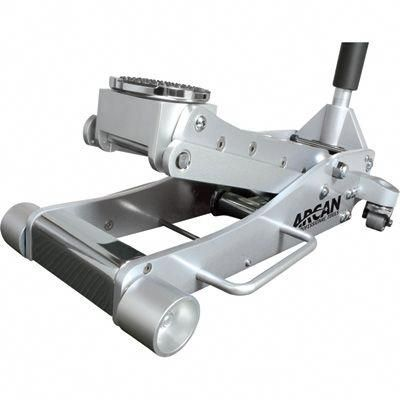 Arcan 3 Ton Aluminum Quick Rise Low Profile Service Floor Jack