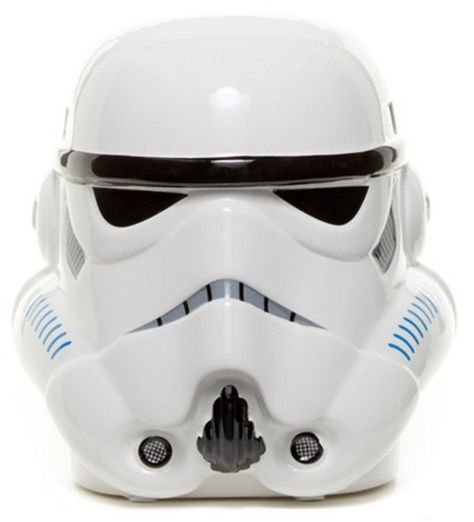 Star  Wars  Storm  Trooper  Ceramic  Bank