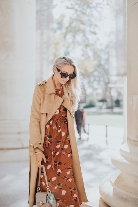 Styling Fall Florals – How To Wear Your Favourite Summer Trends this Autumn  #autumnfashion #autumnoutfit #fallfashion #fallstyle #falloutfits