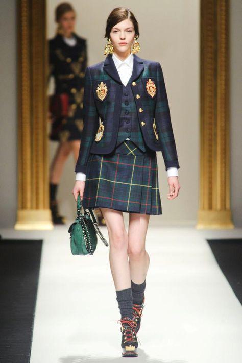 Moschino Fall 2013 RTW Collection - Fashion on TheCut