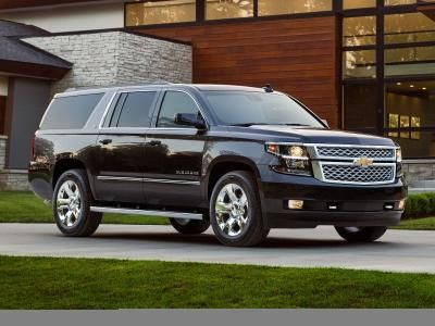 10 Best Suvs With 3rd Row Seating Chevrolet Suburban Chevy Suburban Suv Cars