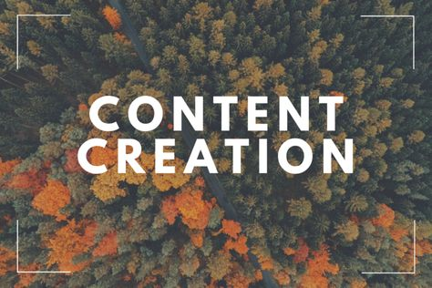 7 Basic Steps Of Content Creation