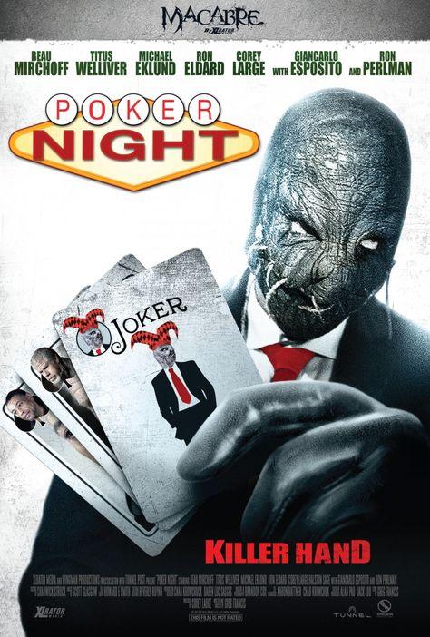 Ночь покера / poker night / 2014 / пм / hdrip:: кинозал. Тв.