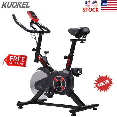 Ad Ebay Link Indoor Exercise Bicycle Cardio Gym Cycling Fitness