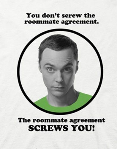 You donu0027t screw the roommate agreement The roommate agreement - roommate agreement