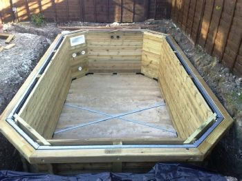 Polymer Pool Kits Are Easy To Install And Will NOT RUST! | Swimming Pool  Kits Construction | Pinterest | Pool Kits, Rust And Polymers
