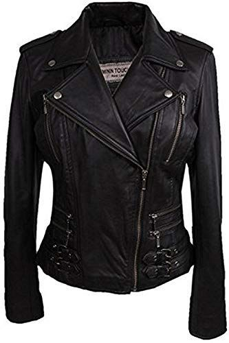 Pin by Dorina Bányai on Women's Jacket in 2020 | Leather