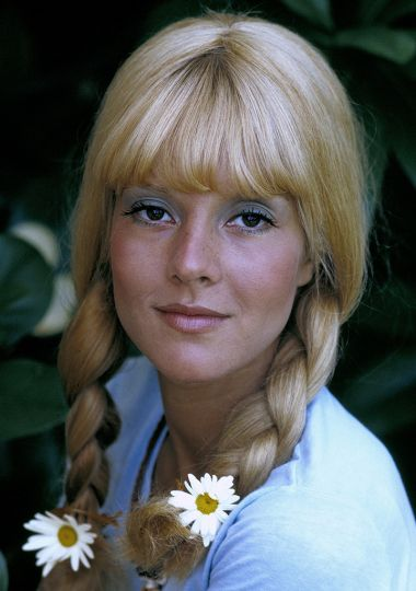 Sylvie Vartan C Jean Marie Perier Doll Hair Magazine Photography Photoshoot Inspiration