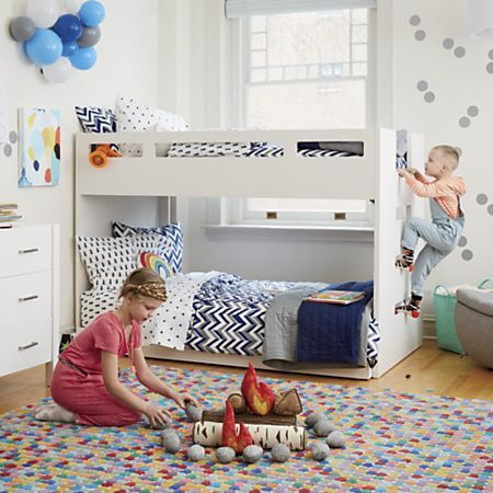 Abridged Low Twin Bunk Bed Reviews Crate And Barrel Big Kids Room Kids Bunk Beds Twin Bunk Beds