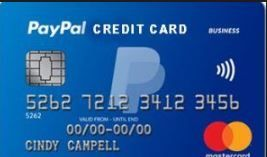 Paypal Credit Card Login Payment Online Amp Benefits Cardsolves Com Paypal Credit Card Cash Card Credit Card Offers