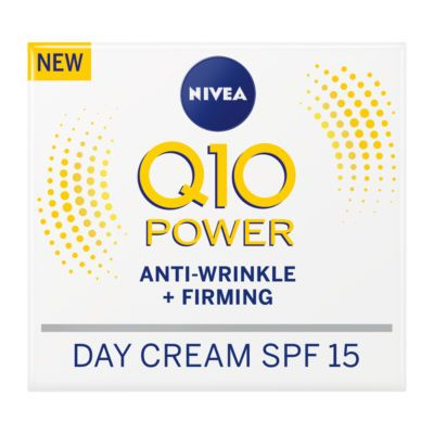 Nivea Q10 Power Anti Wrinkle Firming Day Cream Asda Groceries