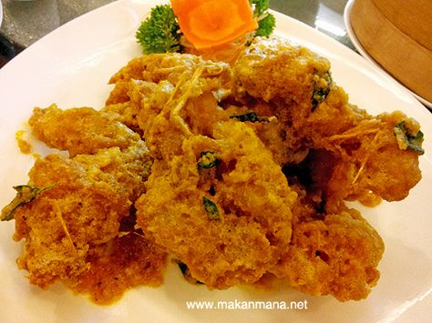 Golden Dragon Palace Hermes Hotel Medan Makanan Masakan Restoran