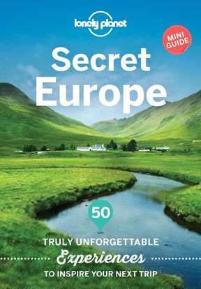 Secret Europe - Lonely Planet's Best in Europe 2014 guide - some great insights if you're travelling to Europe and are after something a bit different...