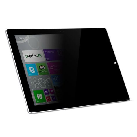 MATTE Skinomi Front Display Screen Protector Film For Microsoft Surface Pro 2