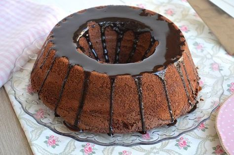 Ciambella Al Cioccolato Le Ricette Di Cucina Di Misya Dolci E