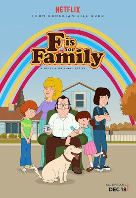 F IS FOR FAMILY Season 3 Trailer, Images and Poster