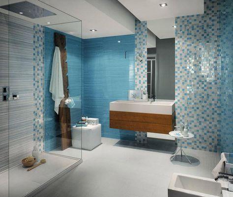 Gresite Banos Revestimientos Que Crean Ambientes Color Para