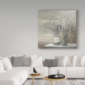 Courtside Market 30 In X 30 In Taupe Spring Poppy I Canvas Wall Art Web Gbs172 The Home Depot Wall Art Living Room Living Room Wall Wall Decor Living Room