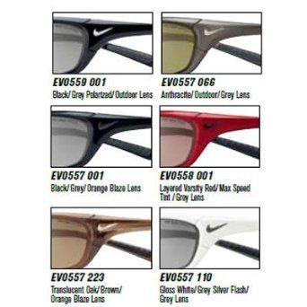e7d6a69241f6 Nike Veer Sunglasses - EV0557 (Anthracite Frame/Outdoor and Grey Lens)