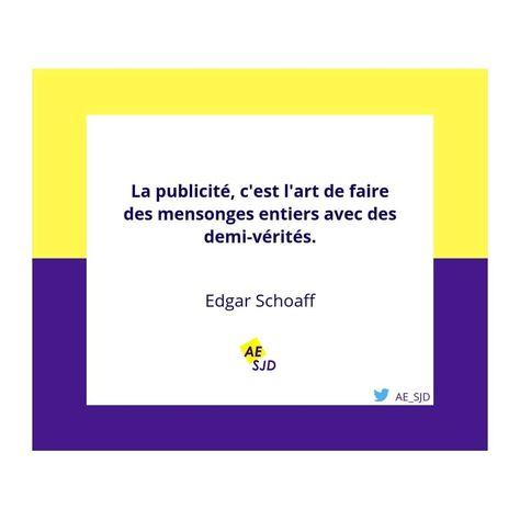 """""""La publicité, c'est l'art de faire des mensonges entiers avec des demi-vérités."""" Edgar Schoaff #UnivCathoSJD #AESJD #Thermopub . . . . . . . . . . . . . #Université #University #Universidad #Student #Students #School #escuela #publicité #citation #citations #quotes #quote #litterature #quoteoftheday #citationdujour #reading #pekin #paris #mardiconseil #tuesdaythoughts #illustration #advertising #bruxelles #publicidad"""