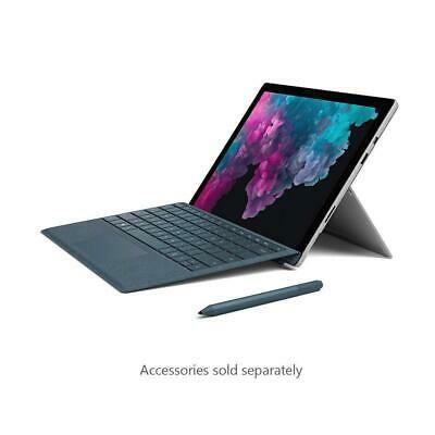 Microsoft Surface Pro 6 12 3 Tablet I5 8gb Ram 256gb Ssd W10h Platinum 889842369519 Ebay In 2020 Microsoft Surface Pro Surface Laptop Microsoft Surface