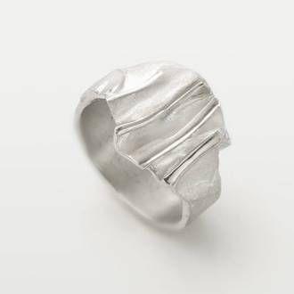 Uitgelezene Zilveren ringen: originele, handgemaakte ringen en sieraden in VE-56