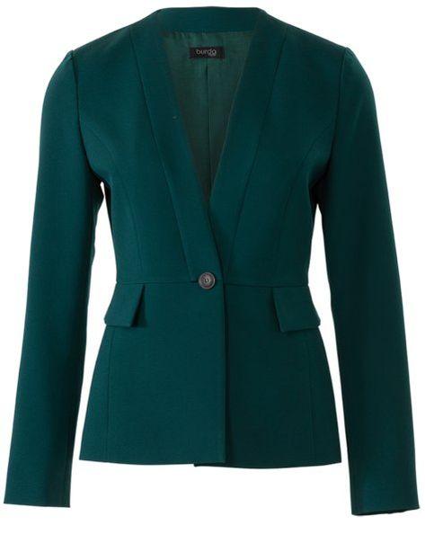 Collarless Blazer 11/2018 #119 – Sewing Patterns | BurdaStyle.com