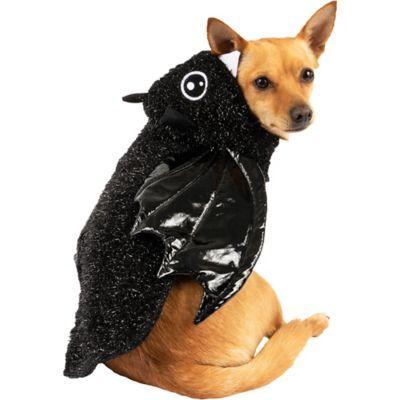 Black Bat Dog Costume Size Xs S Halloween Multi Colored In 2020