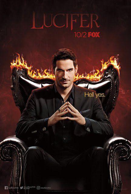 Poster On Twitter Lucifer Morningstar Lucifer Tom Ellis Lucifer
