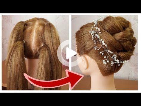 39+ Youtube coiffure chignon facile le dernier