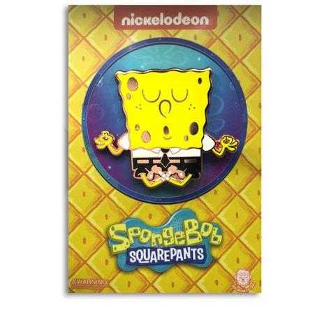 Zen Monkey: ZenBob  - Spongebob Squarepants Pin