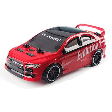 2 4ghz 4x4 Wd Rc Remote Control Fast Racing Drift Car 30kmh Rc Cars Kids Toys Car
