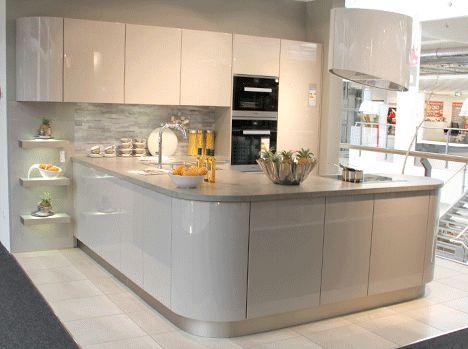 Modernes Küchen-Design Jetzt besichtigen im WEKO-Küchenfachmarkt
