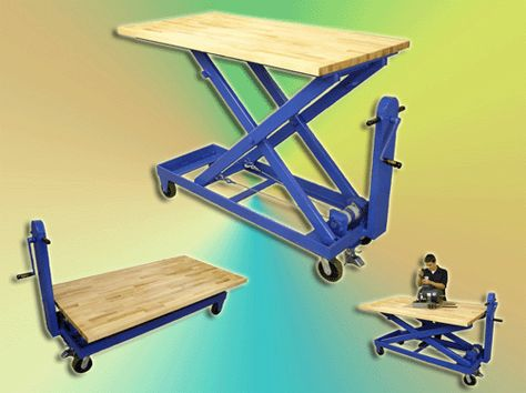 Double horizontal scissor lift pinterest scissors scissor lift workbench google search greentooth Images