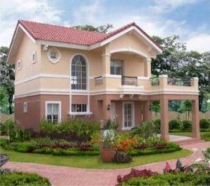 Camella Homes Tagbilaran Bohol Emerald One The Model In Crown