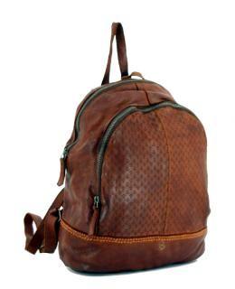 Damenrucksack Harbour 2nd Sunny Cognac Ankerpragung Braun Bags More Damenrucksack Taschen Lederrucksack