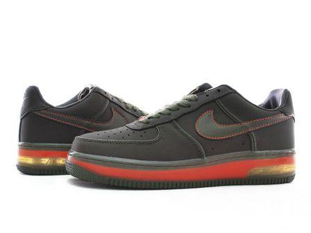 2005 Nike Air Force 1 07 Low Supreme Max Air Berlin Edition
